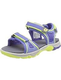 Jack Wolfskin Girls' Acora Beach G Sports Sandals
