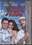 Locandina FACCIO UN SALTO ALL'AVANA (2011) DVD - EX NOLEGGIO