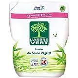 L'Arbre Vert - Recharge Lessive Liquide - Savon Végétal - 2 L