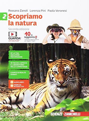 Scopriamo la natura. Per la Scuola media. Con aggiornamento online: 2