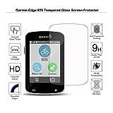 Fiimi Garmin Edge 820pellicola–Fiimi LCD Display in vetro temperato per Garmin Edge 820,9H durezza, 0.3mm di spessore, in vero vetro