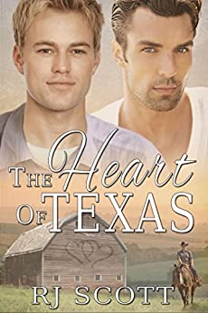 The Heart Of Texas (Texas Series Book 1) (English Edition) par [Scott, RJ]