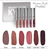 #6: girraj makeup world Kylie Lipstick-Set Of 6 Pc