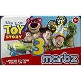 Toy Story 3 Marbz limitierte Sammler Zinn