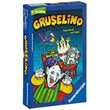 "Ravensburger 23081 5 ""Gruselino"" Game"