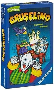 Ravensburger Spiel 23081 Gruselino - Juego de Mesa (versión en alemán)