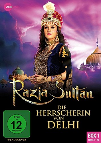 Die Herrscherin von Dehli, Vol. 1 (3 DVDs)