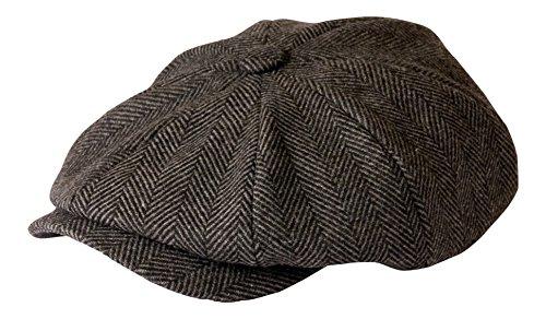 gamble-gunn-casquette-souple-homme-gris-65-cm