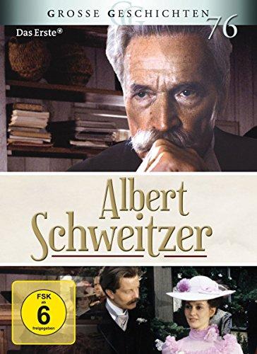 Große Geschichten 76: Albert Schweitzer (2 DVDs)