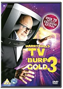Harry Hill S Tv Burp Gold 3 Dvd Amazon Co Uk Unknown