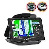 GPS para Coches con 5 Pulgadas Pantalla LCD, Sat Nav Navegador GPS para Coche y Camión con...
