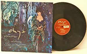 ENYA, how can I keep from singing? TOP COPY. RARE. Silvered cover. 12 inch. First UK pressing 1991. WEA