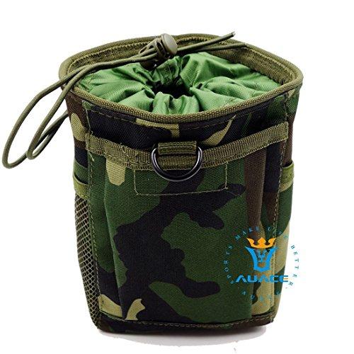 Multifunzione sopravvivenza Gear Pouch Tattico Molle Pouch rivista Dump munizioni Drop Utility Pouch Bag, campeggio portatile Borse Marsupio strumento Pouch Custodia da viaggio, MC MC