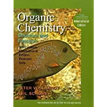 Organic Chemistry:Structure and Function by K. Peter C. Vollhardt (17-Mar-2010) Hardcover