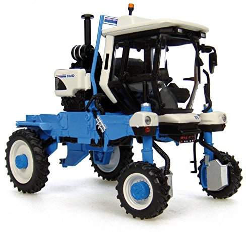 Partner Jouet - UNB2090 - Véhicule Miniature - Voiture - Tracteur Bobard Ti 1096 1/32e