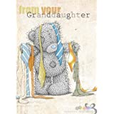 From Your Granddaughter - fathers day card
