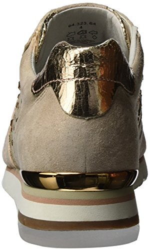 Gabor Shoes - Fashion_64.323 - Sneakers Basses - Femme Beige (rame/skin Strass)
