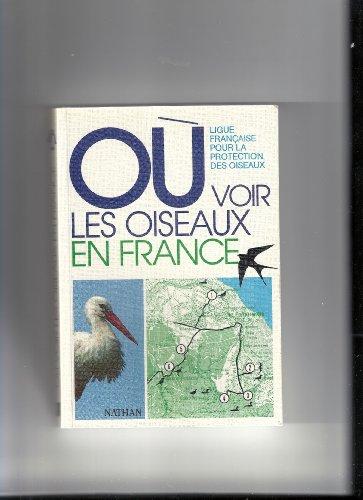 Où voir les oiseaux en France