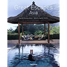 Great Escapes Asia. Updated Edition (Ju)