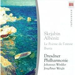 Alexander Scriabin: Poeme de l'extase / Isaac Albeniz: Iberia, Book 1