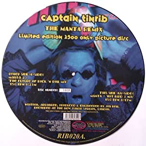 Captain Tinrib* Captain, The·, Superfast Oz* Oz·& DJ Kristian* Kristian - Deaf By Stereo / Let's Go