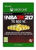 NBA 2K20: 75,000 VC | Xbox One - Code jeu à télécharger