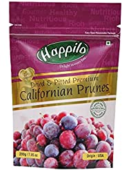 Happilo Premium Californian Pitted Prunes, 200g