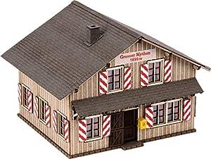 NOCH 65800 Paisaje parte y accesorio de juguet ferroviario - Partes y accesorios de juguetes ferroviarios (Paisaje, Cualquier marca, 108 mm, 115 mm, 78 mm)