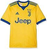 adidas Juventus 2017–2018A Jsy Y, T-shirt pour enfant, bébé, Juventus 2017-2018 a Jsy Y, Oro (Dorfue/Reauni)
