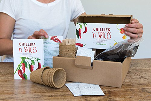 Zoom IMG-1 chillies n spices kit regalo