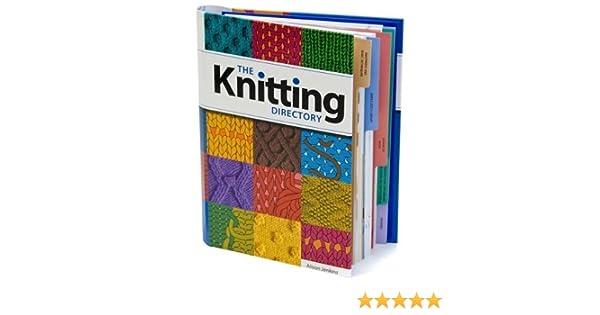 The Knitting Directory Amazon Co Uk Alison Jenkins 9781840137286