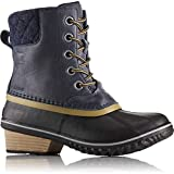 Sorel New Womens Slimpack Ii Lace Duck Stiefel Outdoor Stiefel Navy, Marineblau, 40