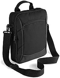 Quadra - sac sacoche bandoulière tablette - Executive iPad case QD264 - coloris noir