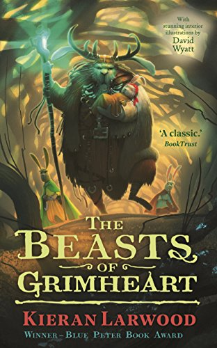 The Five Realms: The Beasts of Grimheart (English Edition)