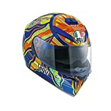 AGV Helmets K-3 Sv E2205 Top Plk Five Continents, L
