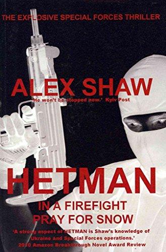 Portada del libro [(Hetman)] [By (author) Alex Shaw] published on (July, 2009)