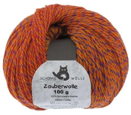 Schoppel-Wolle Zauberwolle 1536_ Fuchsienbeet VE: 100g