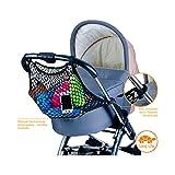 Einkaufsnetz für Kinderwagen und Buggy