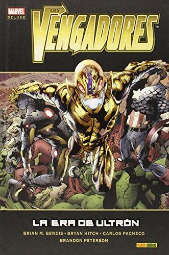 Vengadores 02 la era de ultron (marvel deluxe) editado por Panini / marvel