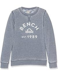 Bench Bleached Crew, Sweat-Shirt Garçon