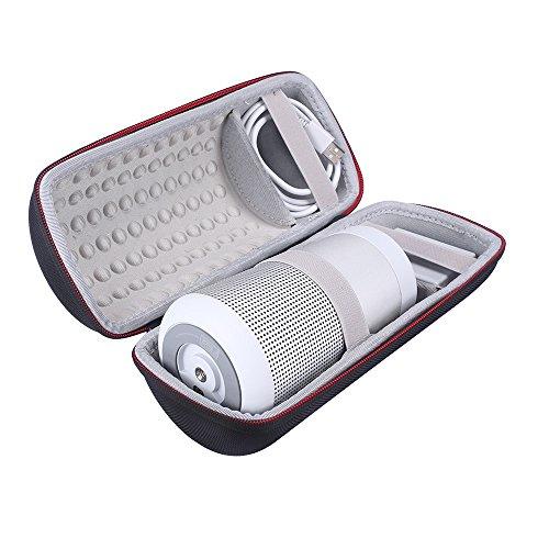 für BOSE SoundLink Revolve Bluetooth Lautsprecher Tasche Lagerung Taschen Hülle Schutzhülle Reisetasche Hülle - 5 Touch Handschlaufe Ipod