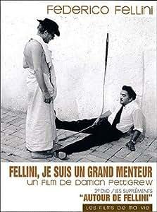 Fellini, je suis un grand menteur - 2 DVD