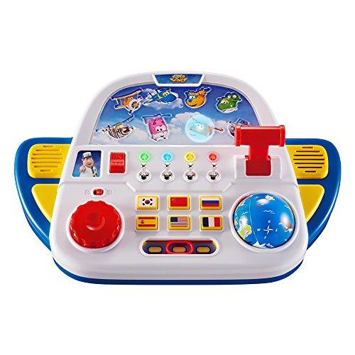Super Wings - Centro de mando de Jimbo con luz y sonido (43967)