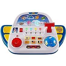 Super Wings - Centro de mando de Jimbo con luz & sonido (ColorBaby 43967)