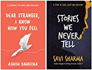 Bestsellers Books By Savi Sharma & Ashish Bagrecha (Set of 2 Bo