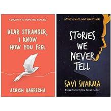 Bestsellers Books By Savi Sharma & Ashish Bagrecha (Set of 2 Books)