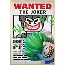Poster de Joker de la pel�cula de Lego de Batman