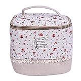 Contever Multifonctions Storage Case Voyage Linge de Maquillage Cosmetic Bag Toiletry Organizer pour Les Femmes Lady Fille