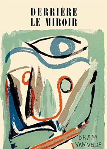 Artebonito Buch DLM Bram Van Velde enthält 2 Original Lithographie -