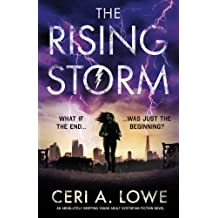 The Rising Storm: An absolutely gripping young adult dystopian fiction novel: Volume 1 (Paradigm Trilogy)